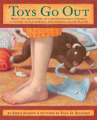 Toys Go Out cover